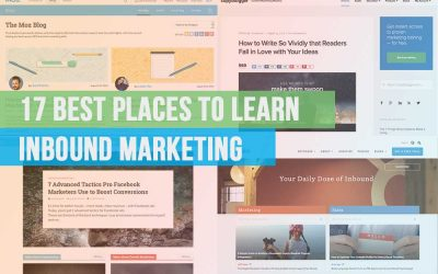 17 Best Places to Learn Inbound Marketing