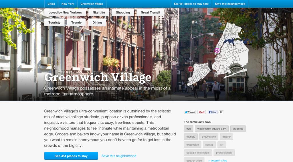 Greenwich Village Airbnb