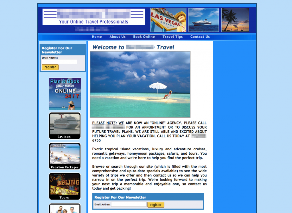 Travel Agency Website >> 27 Travel Seo Content Marketing And Marketing Automation