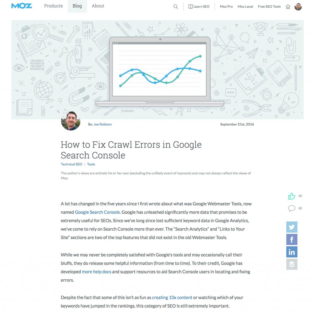 how to fix crawl errors
